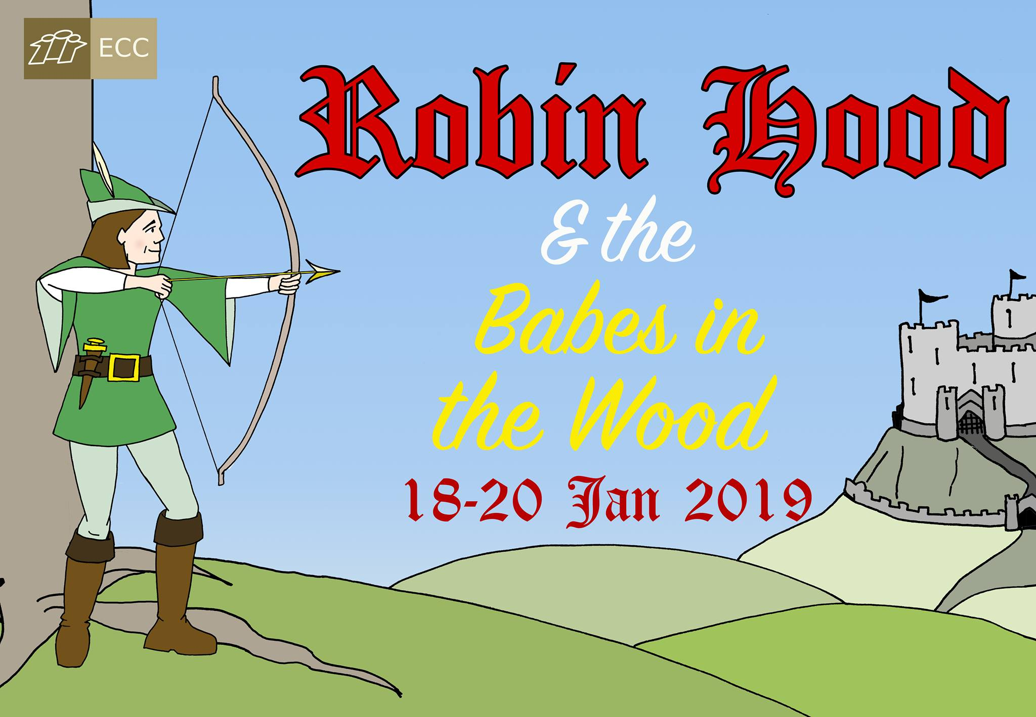 <b>Robin Hood & the Babes in the Wood (18-20 January, 2019)</b>