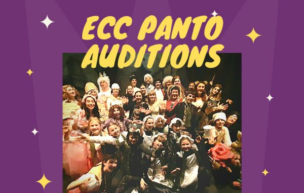 ECC Panto Auditions